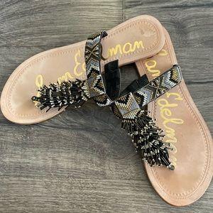 Sam Edelman Tribal Flip Flops